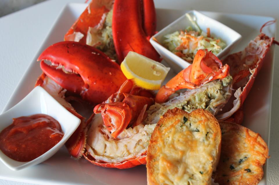 Chilled Lobster Dinner – Pad Thai Too